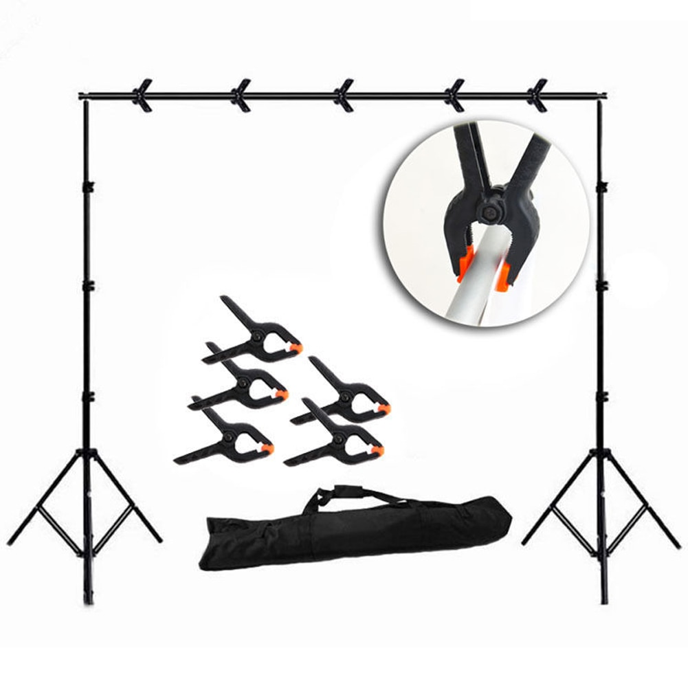 10Pcs Background Clip Photo Studio Accessories Photography Background Clamp